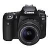 Máy ảnh Canon EOS 90D Body + Lens 18-55mm – Hàng chính hãng