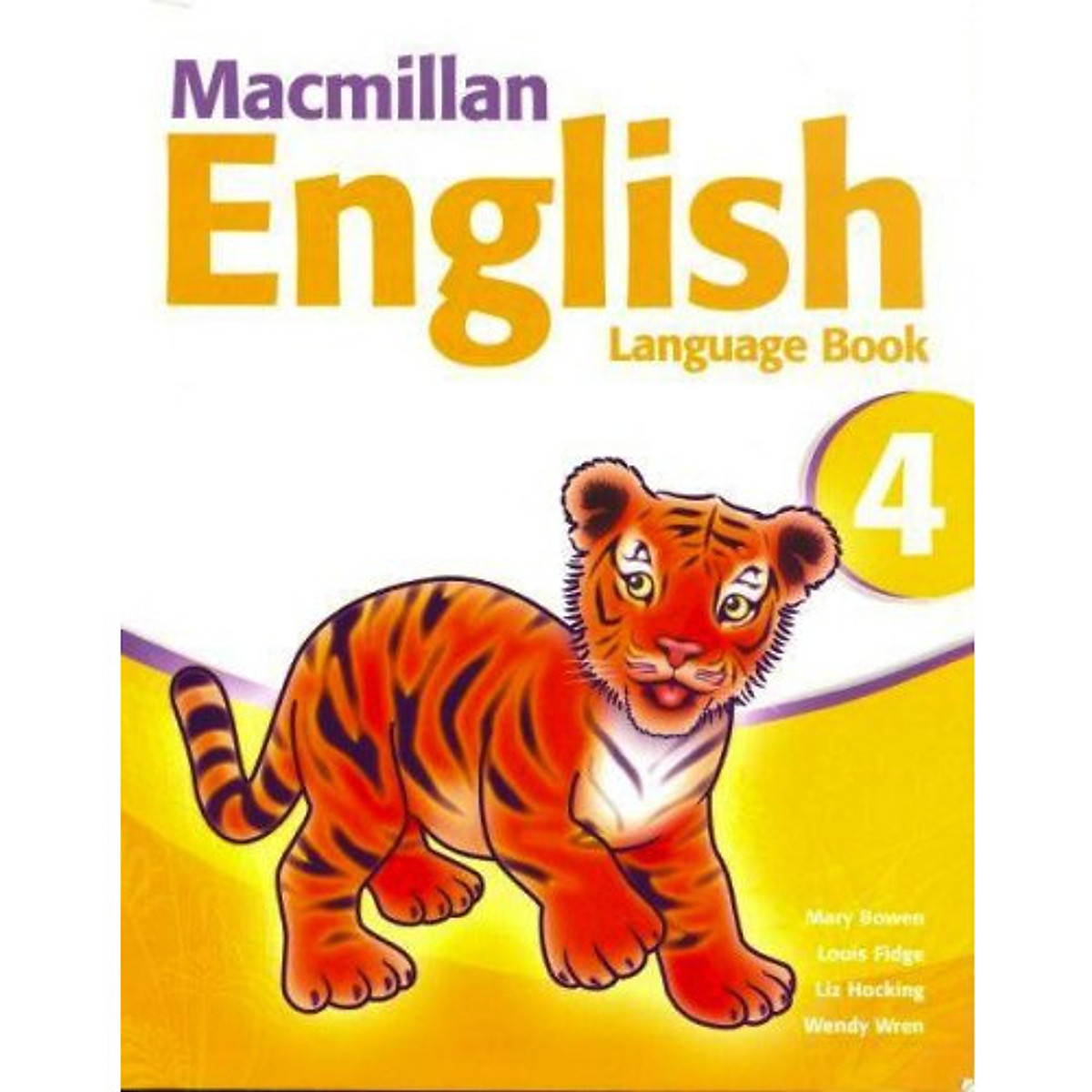 Hình đại diện sản phẩm Macmillan English 4: Language Book (Primary ELT Course for the Middle East): Language Book (Primary ELT Course for the Middle East)