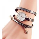 Vòng tay đồng hồ, lắc dây
