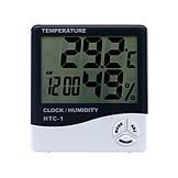 Đồng hồ đo giờ, nhiệt độ ô tô