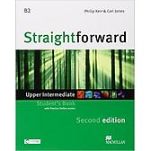 Biểu đồ lịch sử biến động giá bán Straightforward (2 Ed.) Upper-Inter: Student Book With Webcode - Paperback
