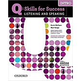 Biểu đồ lịch sử biến động giá bán Q: Skills For Success Listening And Speaking Intro: Student Book With Online Practice