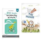 Biểu đồ lịch sử biến động giá bán Combo Sách Kỹ Năng Sống Hay: Đời Bạn, Bạn Không Sống, Ai Sống Hộ + Tuổi Trẻ Không Trì Hoãn (Tặng Bookmark Happy Life)
