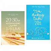 Biểu đồ lịch sử biến động giá bán Combo 2 Cuốn Kỹ Năng Sống: Tìm Đường Tuổi 20S + 20 - 30 Tuổi Mười Năm Vàng Quyết Định Bạn Là Ai (tặng kèm postcard greenlife)