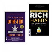 Biểu đồ lịch sử biến động giá bán Combo 2 cuốn sách hay nhất về kĩ năng sống: Cơ thể 4 giờ + Rich Habits - Thói Quen Thành Công Của Những Triệu Phú Tự Thân ( Tặng kèm Bookmark Happy Life)