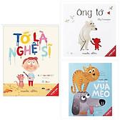 Biểu đồ lịch sử biến động giá bán Combo 3 cuốn truyện tranh Ehon : Ehon Song Ngữ - I Am An Artist - Tớ Là Nghệ Sĩ + Picture Book - Ông Tớ +  Picture Book - Vua Mèo (Tặng kèm Bookmark thiết kế AHA)