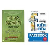 Biểu đồ lịch sử biến động giá bán Combo sách thôi miên bằng ngôn từ và Bán Hàng, Quảng Cáo Và Kiếm Tiền Trên Facebook tặng 1 cuốn truyện song ngữ bất kỳ trong 4 cuốn truyện