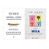 Biểu đồ lịch sử biến động giá bán Combo Sách Kĩ Năng  Tư Duy Nhanh Và Chậm (Tái Bản 2017) + Bộ Sách Jim Rohn: Bốn Mùa Cuộc Sống - Châm Ngôn Cuộc Sống (Tái Bản)
