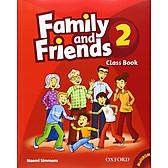 Biểu đồ lịch sử biến động giá bán Family And Friends (Bre) (1 Ed.) 2: Class Book And Multirom Pack
