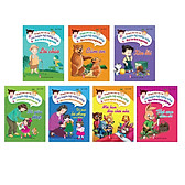 Biểu đồ lịch sử biến động giá bán Combo 7 quyển Truyện thơ rèn luyện kỹ năng sống cho bé