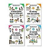 Biểu đồ lịch sử biến động giá bán Sách kỹ năng - Cẩm nang sinh hoạt bằng tranh cho bé (bộ 4 cuốn)