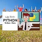 Biểu đồ lịch sử biến động giá bán Khóa Học Lập Trình Python Từ Zero - Hero