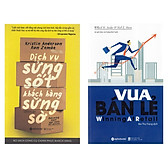 Biểu đồ lịch sử biến động giá bán Combo Sách Kỹ Năng Bán Hàng: Vua Bán Lẻ + Dịch Vụ Sửng Sốt Khách Hàng Sững Sờ