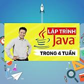 Biểu đồ lịch sử biến động giá bán Khóa Học Lập Trình Java Trong 4 Tuần