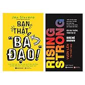 """Biểu đồ lịch sử biến động giá bán Combo Sách Kỹ Năng Sống: Bạn Thật """"Bá Đạo""""! + Vươn Lên Từ Thất Bại"""