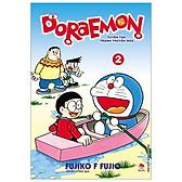 Biểu đồ lịch sử biến động giá bán Doraemon Tuyển Tập Tranh Truyện Màu Tập 2 (Tái Bản 2019)