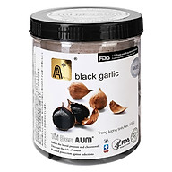 Tỏi Đen AUM Black Garlic bóc vỏ (500g) thumbnail