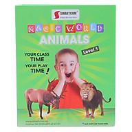 Flash card 4D Magic World (Animals) thumbnail