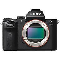 Máy Ảnh Sony Alpha A7 Mark II Body - Hàng chính hãng thumbnail