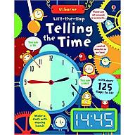 Usborne Lift-the-Flap Telling the Time thumbnail