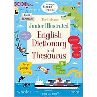 Usborne Junior Illustrated English Dictionary and Thesaurus thumbnail
