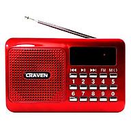 Loa Nghe Nhạc USB Thẻ Nhớ Craven CR-16 + Tặng 1 Cốc Sạc - Hàng Nhập Khẩu thumbnail