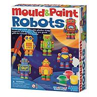 Đồ Chơi 4M Trang Trí Khuôn Hình Robot 00-04653 thumbnail