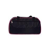 Túi Du Lịch Dáng Thể Thao One Bags T03-1 (54 x 27 cm) - Đen Hồng thumbnail
