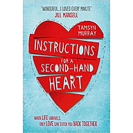 Usborne Middle Grade Fiction Instructions for a Second-hand Heart thumbnail