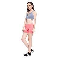 Quần Shorts Thể Thao Nữ MAXSPORT VM038 - Cam thumbnail