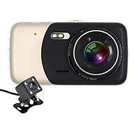 Camera Hành Trình Carcam K2 1080P (2 Mắt Và Camera Lùi) - Hàng Chính Hãng thumbnail