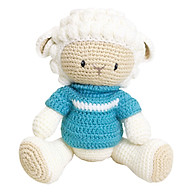 Thú Bông Cừu Poppy Tinh Nghịch Bobi Craft WT-168CRE-M-L thumbnail