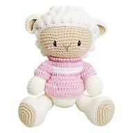 Thú Bông Cừu Barbra Tinh Nghịch Bobi Craft WT-168CRE-F-L thumbnail