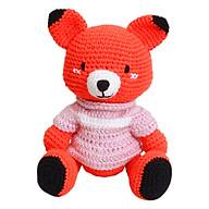 Thú Bông Cáo Foxxie Tinh Nghịch Bobi Craft WT-170ORG-F-L thumbnail