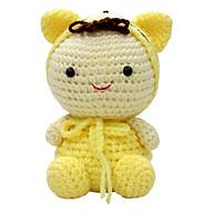 Thú Bông Mèo Mướp Bobi Craft WT-022YEL-M thumbnail
