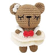 Thú Bông Gấu Cái DIY Bobi Craft WD-002BEI-F thumbnail