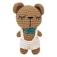 Thú Bông Gấu Đực DIY Bobi Craft WD-002BEI-M thumbnail