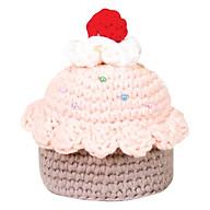 Cupcake Đào Bobi Craft WT-223ORG thumbnail