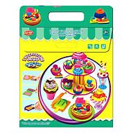 Bộ Bột Nặn Có Khuôn - Bữa Tiệc Ngọt Ngào Keylucker MX0103570 thumbnail