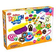 Bộ Bột Nặn Có Khuôn - Kẹo Que Keylucker MX0110816 thumbnail