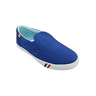 Giày Slip On Nữ D&A L1602 - Xanh Dương thumbnail