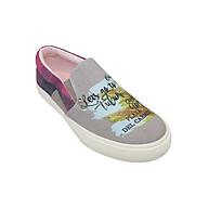Giày Slip On Nữ Urban UL1602M - Màu Kaki thumbnail
