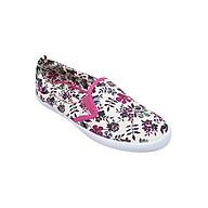 Giày Slip On Nữ In Hoa Hồng Urban UL1605RF thumbnail