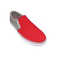 Giày Slip On Nữ Urban UL1705 - Đỏ Ghi thumbnail