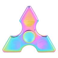 Con Quay 3 Cánh Nhọn 7 Màu - Rainbow Tri-wing Spinner CQ29 thumbnail