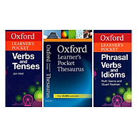 Oxford Learner s Pocket - Better Together Set 5 Phrasal Verbs And Idioms, Thesaurus, Verbs And Tenses thumbnail