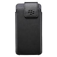 Bao Đeo Blackberry Leather Swivel Holster For Dtek50 - Đen (Fullbox ) thumbnail