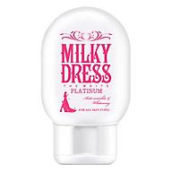 Kem Dưỡng Trắng Và Chống Lão Hóa Milky Dress (65g) thumbnail