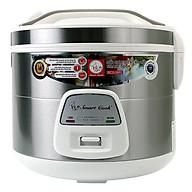 Nồi Cơm Điện Smartcook Elmich RCS-0892 (1.8L) - Hàng chính hãng thumbnail