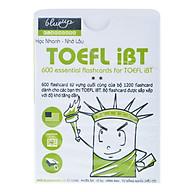 Hộp Blueup TOEFL iBT 600 Essential Flashcards For Toefl iBT - Phần 2 thumbnail